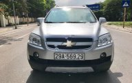 Bán Chevrolet Captiva LTZ đời 2008, màu bạc số tự động, giá 310tr giá 310 triệu tại Hà Nội