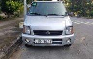 Cần bán lại xe Suzuki Wagon R sản xuất 2002, màu bạc chính chủ, giá chỉ 75 triệu giá 75 triệu tại Tp.HCM