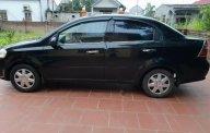 Bán Daewoo Gentra SX năm 2010, màu đen xe gia đình  giá 190 triệu tại Phú Thọ