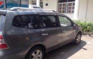 Cần bán xe Nissan Grand livina 1.8MT sản xuất năm 2012, màu xanh lam, giá chỉ 280 triệu giá 280 triệu tại Tp.HCM