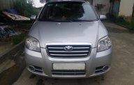 Cần bán xe Daewoo Gentra SX sản xuất năm 2009, màu bạc giá 190 triệu tại Hà Nội