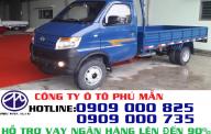 Bán xe tải nhỏ Dongben Q20 thùng lửng với độ bền cao, đại lý uy tín chất lượng giá 239 triệu tại Tp.HCM