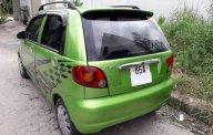 Cần bán gấp Daewoo Matiz SE đời 2007, màu xanh lục giá 110 triệu tại Cần Thơ
