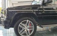 Bán xe Mercedes G63 AMG sản xuất năm 2018, màu đen, nhập khẩu giá 10 tỷ 219 tr tại Tp.HCM