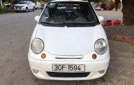 Cần bán xe Daewoo Matiz đời 2007, màu trắng chính chủ giá cạnh tranh  giá 78 triệu tại Ninh Bình