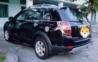Cần bán gấp xe Captiva 2008 màu đen, xe nhà dùng giữ kĩ, bảo dưỡng định kì nên còn rất mới giá 310 triệu tại Bình Dương