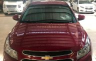 Bán xe Chevrolet Cruze 1.6MT đời 2016, màu đỏ có bảo hành chính hãng giá 438 triệu tại Tp.HCM