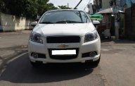 Em bán Chevrolet Aveo 2016 LT số sàn, màu trắng giá 297 triệu tại Tp.HCM