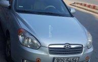 Bán Hyundai Verna 2009 số tự động, màu bạc, nhập khẩu nguyên chiếc giá 256 triệu tại Hà Nội