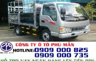 Xe tải Jac 2.4T thùng mui bạc, đời mới 2018, giá cực rẻ giá 255 triệu tại Đà Nẵng