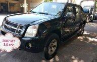 Cần bán lại xe Isuzu Dmax năm sản xuất 2007, màu đen, xe nhập, giá 605tr giá 605 triệu tại Hà Nội