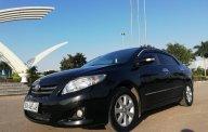 Cần bán gấp Toyota Corolla Altis 1.8G sản xuất 2009, màu đen xe gia đình, giá tốt 460triệu giá 460 triệu tại Hà Nội