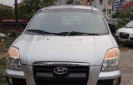 Bán xe Hyundai Starex Van 2.5 MT đời 2005, màu bạc, nhập khẩu Hàn Quốc giá 200 triệu tại Hà Nội