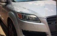 Bán Audi Q7 sản xuất năm 2007, màu bạc, nhập khẩu giá 625 triệu tại Tp.HCM