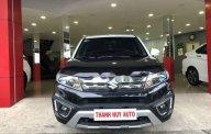 Cần bán Suzuki Vitara 1.6AT sản xuất 2015, màu đen, nhập khẩu xe gia đình giá 690 triệu tại Đà Nẵng
