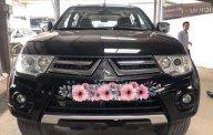 Bán xe Mitsubishi Pajero Sport đời 2014, màu đen số sàn giá 626 triệu tại Tp.HCM