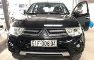 Bán Mitsubishi Pajero Sport 2.5MT, màu đen Vip, số sàn, máy dầu, sản xuất 2014, biển Sài Gòn, đi đúng 53000km giá 626 triệu tại Tp.HCM