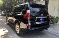 Bán Lexus GX 460 năm sản xuất 2011, màu đen, nhập khẩu giá 2 tỷ 550 tr tại Hà Nội