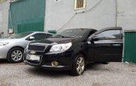 Cần bán lại xe Chevrolet Aveo MT năm 2014, màu đen số sàn  giá 315 triệu tại Hà Nội