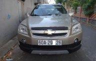 Cần bán lại xe Chevrolet Captiva LT đời 2007, màu vàng cát, giá chỉ 297 triệu giá 297 triệu tại Đồng Nai