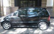 Bán xe Mercedes A140 1.4MT sản xuất 2004, màu đen, nhập khẩu giá 285 triệu tại Tp.HCM