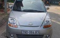 Cần bán lại xe Chevrolet Spark Van đời 2011, màu bạc giá 110 triệu tại Hòa Bình