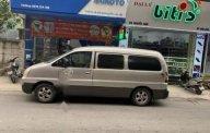 Bán xe Hyundai Starex 2005, màu bạc, nhập khẩu Hàn Quốc, giá chỉ 200 triệu giá 200 triệu tại Hà Nội