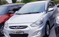 Cần bán lại xe Hyundai Accent 1.4AT năm 2011, màu bạc, xe nhập số tự động giá 370 triệu tại Hà Nội