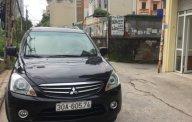 Cần bán xe cũ Mitsubishi Grandis 2.4 MT sản xuất năm 2008, màu đen giá 295 triệu tại Hà Nội
