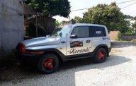 Bán xe Ssangyong Korando năm sản xuất 2001, màu bạc, giá chỉ 119 triệu giá 119 triệu tại Hải Dương