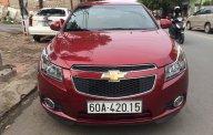 Cần bán Chevrolet Cruze LS 2014, màu đỏ, 380tr giá 380 triệu tại Bình Dương