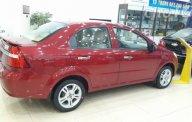 Bán Chevrolet Aveo LTZ sản xuất năm 2018, màu đỏ, nhập khẩu giá 399 triệu tại Gia Lai