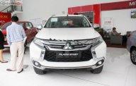 Bán ô tô Mitsubishi Pajero Sport 2.4D 4x2 AT năm 2018, màu trắng, nhập khẩu nguyên chiếc giá 1 tỷ 92 tr tại Tp.HCM