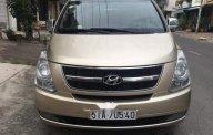Bán xe Hyundai Starex sản xuất năm 2009, màu vàng, giá 485tr giá 485 triệu tại Tp.HCM