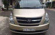 Cần bán lại xe Hyundai Starex năm 2009, màu vàng chính chủ, giá 485tr giá 485 triệu tại Tp.HCM