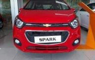 Cần bán Chevrolet Spark đời 2018, màu đỏ giá 359 triệu tại Tp.HCM