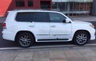 Cần bán xe Lexus LX 570 sản xuất 2014, màu trắng, xe nhập giá 5 tỷ 700 tr tại Hải Phòng