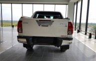 Cần bán xe Toyota Hilux 2.8G 4x4 AT sản xuất 2018, màu trắng, số tự động 6 cấp giá 878 triệu tại Thanh Hóa