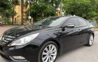 Bán Hyundai Sonata đời 2011, màu đen, nhập khẩu giá 525 triệu tại Hưng Yên