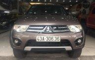 Bán Mitsubushi Pajero Sport đời 2014 màu nâu, số sàn, động cơ 2.5, chạy 50.000km giá 595 triệu tại Đà Nẵng