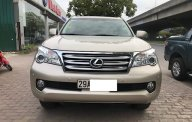 Bán Lexus GX460, xuất Mỹ màu vàng cát sản xuất 2010 đăng ký 2011 tư nhân giá 2 tỷ 100 tr tại Hà Nội