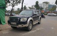 Bán xe Ford Everest đời 2008, màu đen, nhập khẩu nguyên chiếc   giá 380 triệu tại Hà Nội