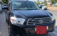 Cần bán xe Toyota Highlander màu đen, sản xuất 2009, số tự động giá 896 triệu tại Tp.HCM