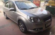 Cần bán Chevrolet Aveo LT 1.5 MT 2015, màu bạc số sàn giá 310 triệu tại Hà Nội