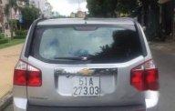 Bán ô tô Chevrolet Orlando AT 2012, màu bạc chính chủ, giá chỉ 390 triệu giá 390 triệu tại Tp.HCM
