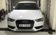 Bán Audi A4 1.8 AT đời 2013, màu trắng giá 1 tỷ 50 tr tại Hà Nội
