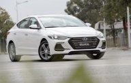 Nha Trang bán Hyundai Elantra Sport màu trắng giao ngay trong tuần giá 736 triệu tại Khánh Hòa