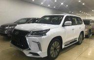 Bán ô tô Lexus LX 570 đời 2018, màu trắng, nhập khẩu giá 9 tỷ 160 tr tại Hà Nội