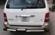 Cần bán lại xe Kia Carnival GS đời 2005, màu trắng còn mới giá 205 triệu tại Tp.HCM