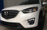 Bán Mazda CX 5 2.5AT sản xuất 2016, màu trắng như mới giá 868 triệu tại Hà Nội